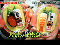 お寿司のUSBメモリ人気の秘密
